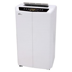 13,000 BTU Portable Air Conditioner with Dehumidifier and Remote