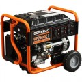 GP7500 Electric Start Portable Generator