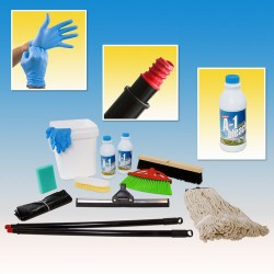 Flood Clean Up Kit