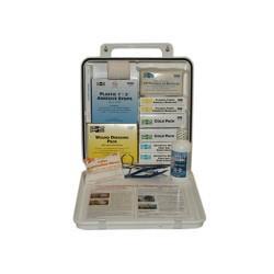 #50 ANSI PLUS Steel First Aid Kit