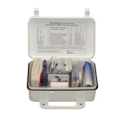 ANSI #25 First Aid ANSI #25 Plastic Kit