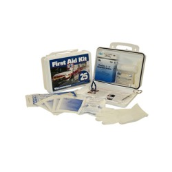 #25 Steel First Aid Kit