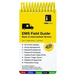 EMS Field Guide, Basic and Intermediate Version