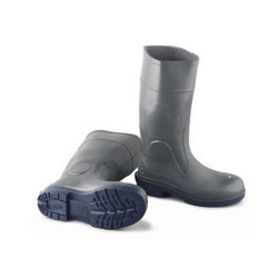 """15"""" NeoMax Grey Steel Toe with Tunnel Outsole (Men's sizes 7 - 16)"""