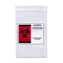 Infectious Waste/ Biohazard Transport Bags